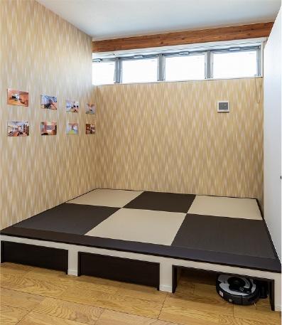 小上がりの和室 イメージ