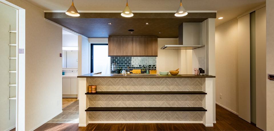 ライフスタイルとキッチン イメージ