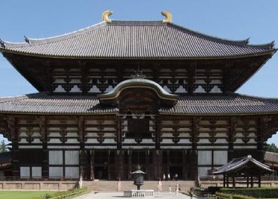日本古来の建築物にも使われる集成材の技術