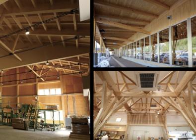 大型木造建築物に対応