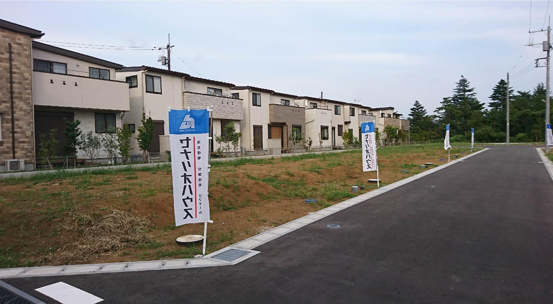 セナリオステージ天王台(現地写真)