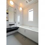 【エルカスおゆみ野】モデルハウス:浴室