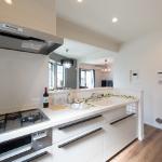 【エルカスおゆみ野】モデルハウス:キッチン