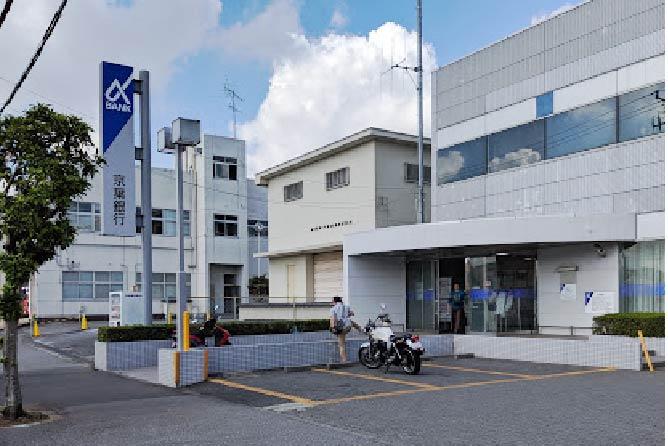 京葉銀行千代田支店