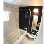 バスルーム:自動おそうじ機能付き浴槽