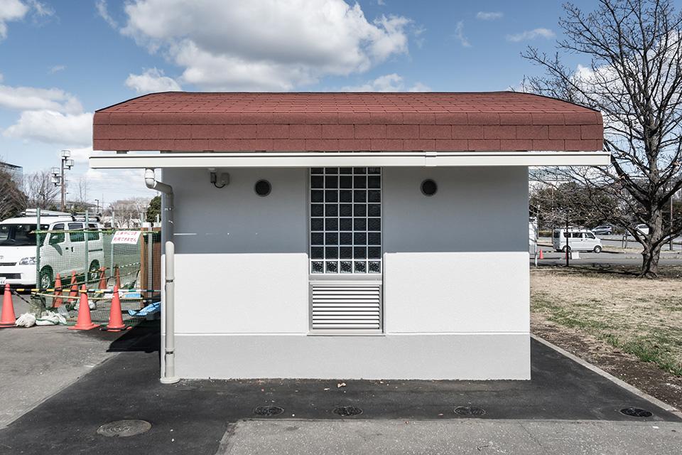 柏の葉公園公衆トイレ