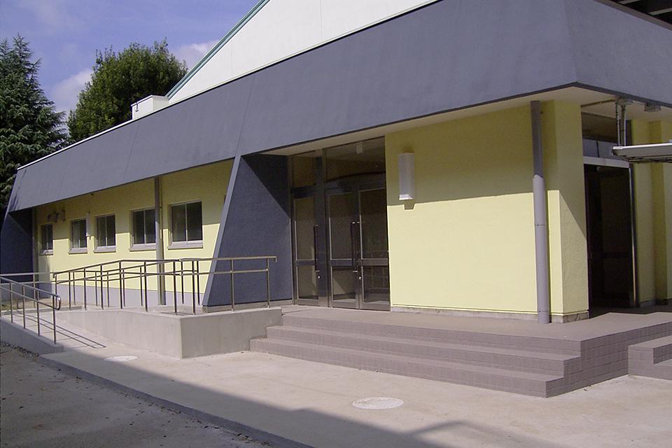 南山小学校体育館(改修工事)