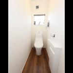 【当社施工例・トイレ】間取りや仕様など実際と異なる場合がございます。