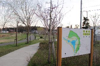 大堀川水辺公園