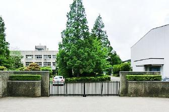四街道市千代田中学校