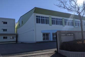 印西市牧の原中学校