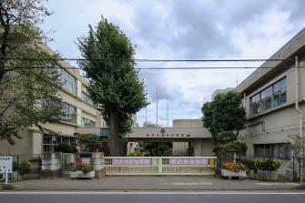 風早中学校