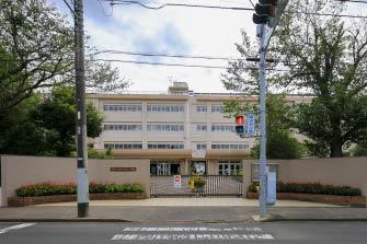 大津ケ丘第二小学校