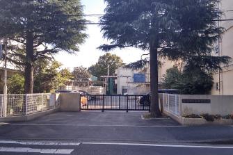 海神中学校