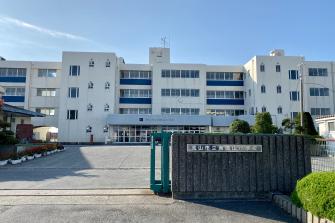 南流山小学校