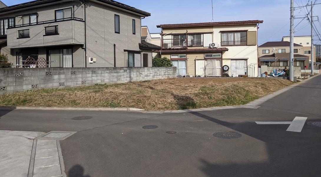 【セナリオステージおおたかの森81】現地写真(2021年1月撮影)