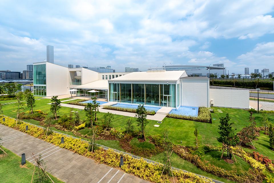 La La Chance Garden Tokyo Bay