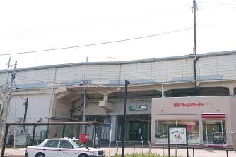 JR武蔵野線「吉川」駅