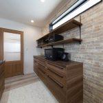 二世帯住宅に増築リフォーム|2階リビングの天井高を活かした快適空間