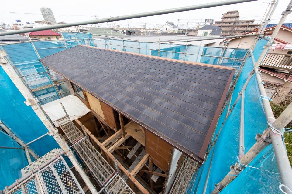 住宅性能を高めた快適な暮らし|築50年の再建築不可物件を全改装リフォーム