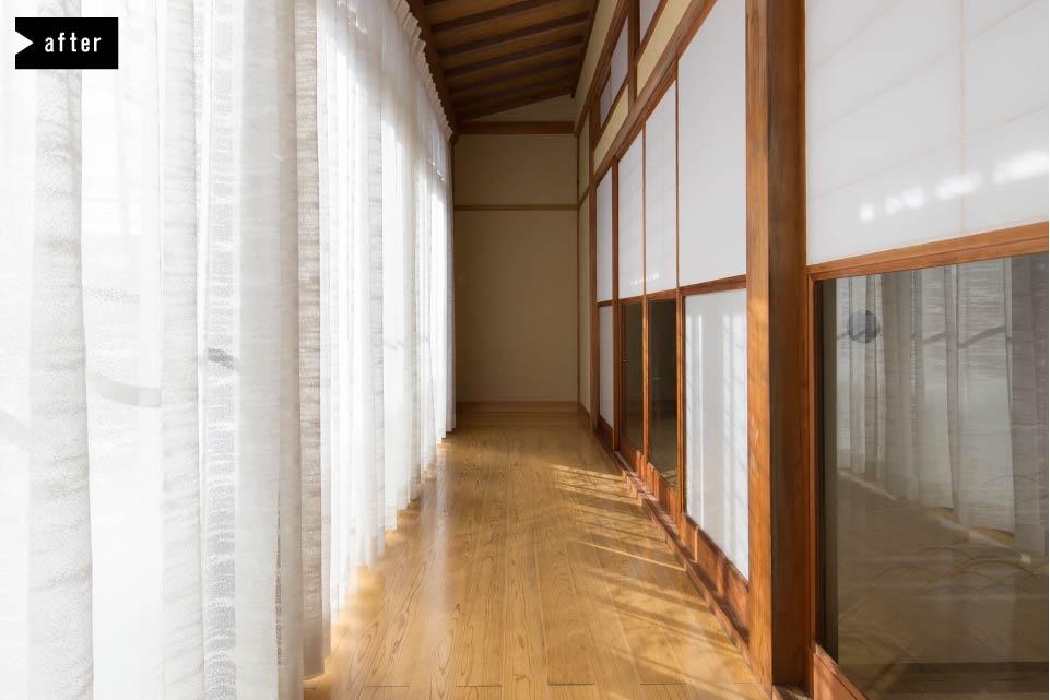 住み慣れた間取りや雰囲気はそのまま。内外装や設備を一新して、美しく、暮らしやすく