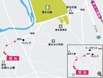 野田市地図